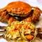 10月1日から上海蟹がスタート。名物の酔蟹、特大上海蟹姿蒸しを含めた上海蟹フリコースをご堪能ください。