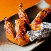 下味と焼の技がおいしさの決め手『手羽先』