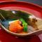 酢×卵黄、シンプルを極めた一品『酢の物』