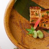見た目にも美しい、繊細で上品な日本料理を堪能