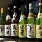 青森の食材を使った料理には、やはり青森県産の日本酒が相性抜群