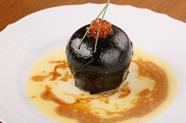 海苔とイクラの風味が楽しめる、人気メニュー『じゃがバター』