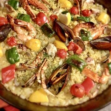 イベリコ夏フェスタ!6月限定コース(8品)2名様~(1様¥2000+税)