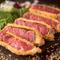 しっとりお肉が楽しめる『牛フィレ肉のレアカツ』