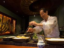 自分の料理に自信と責任を持つ。それがプロの務め