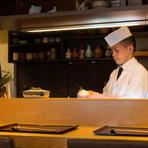 お酒に合わせ、料理や酒肴を楽しんでいただきたい