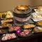 いろいろな部位の肉を味わえる『飲み放題宴会プラン5000円コース』