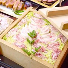 お酒のお供としても人気な『鹿児島県産 自家製ローストポーク』