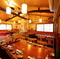 居心地のよい空間で、おいしい料理とお酒、そしておしゃべりを
