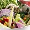 産地直送の季節野菜を愉しむチーズフォンデュでヘルシーに