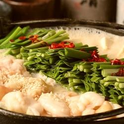 自家製のとろ~り濃厚なチーズソースに季節野菜をくぐらせてお召し上がりください。