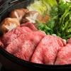 サーロインステーキ、肉寿司、歓送迎会に欠かせないメッセージ付きプレートもついた最上級のコース内容。