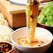 モチモチ、つるつる、中華麺