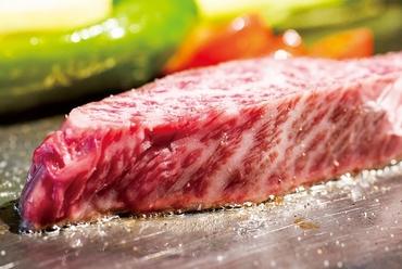 超絶やわらか!旨みがギュッとつまった阿波牛イチボのステーキ