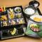 宮崎牛とさまざまな食材がコラボした料理を少しずつ味わえる『宮崎牛ステーキの彩り松花堂』