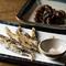 種類豊富な日本酒。料理との調和を見極めた、お酒の総合力