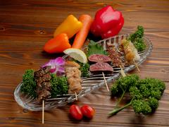 ★和牛寿司を含めた全10品+飲み放題90分付き♪ ★飲み会におすすめ♪ ★大小ご宴会にも♪