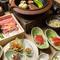 京野菜や新潟の卵など、新鮮な食材にこだわっています