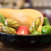 栄養価の高さと、個性的な力強い味が魅力の「島野菜」