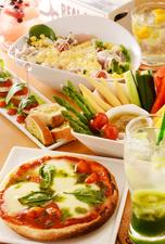 宴会・パーティー・女子会に最適な飲み食べ放題コース、ご用意しています。