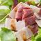 四季折々のSikiの料理とお酒、人気の甘味まで付いたコースとなっております。