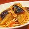 マスカルポーネとベーコンの濃厚スパゲティ
