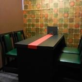 2Fの完全個室(テーブル席)