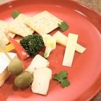 道産チーズ盛り合わせ