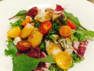 ◆野菜:シェフ厳選の野菜を使った料理
