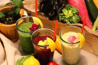 シェフ厳選の有機・無農薬野菜がメイン
