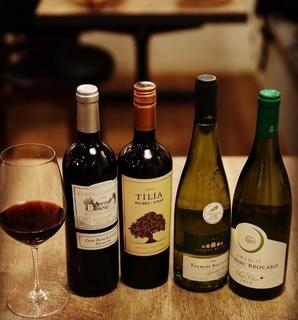 ◆ワイン:自然派ワイン・オーガニックワイン