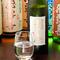 幻の銘酒『飛露喜』など、店主の出身地、福島の日本酒が豊富