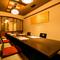 完全個室で四季折々の本格日本料理のおもてなし