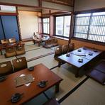 大人数での会社の宴会や同窓会にも最適な空間