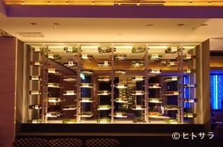 食材、ワイン、雰囲気全てにこだわった別世界空間