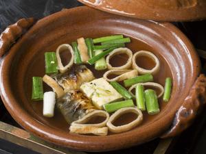 鰻から取った出汁をベースにした贅沢な味わい『う鍋』
