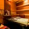 食事をゆっくりと愉しめる、和の趣ある上質な個室空間
