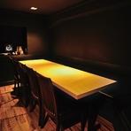 寿司屋では珍しい個室をご用意!接待、ご宴会にどうぞ