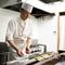 有田焼を中心とした和食器で眼福も味わえます
