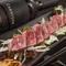 肉自体の甘みを存分に堪能できる『ローストビーフ』