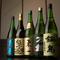 ドリンク豊富。料理に合わせて、佐賀県の地酒を堪能