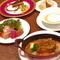 ル・ブションがお届けする旬の魚料理と肉料理を両方楽しんで頂けるコースです。