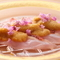 その時ならではの味わいに魅了される『金目鯛 大間のウニのせ』