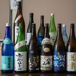 料理を楽しむひと時に無くてはならない、厳選された10種のお酒