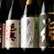 多彩な品揃えを誇る、和食を引き立ててくれる全国の地酒