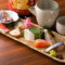 季節を感じる旬の美味しさを一切れずつじっくり味わう『刺身』