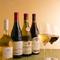 ワインの種類が豊富。シェフがフランスから直輸入したものも