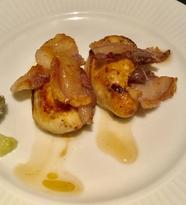 新鮮な魚を丸ごと使った、「飲むブイヤベース」。シェフの自信作『プロヴァンスのスープ・ド・ポワソン』