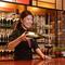豊富なワインを取り揃え、お客様のお求めに応じられるように