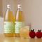 10種類のりんごをブレンド、100%果汁で甘い『POPE特製リンゴジュース』